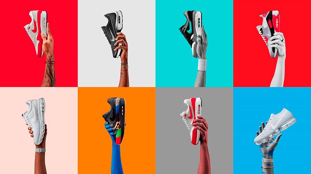 เผยโฉม ไนกี้ แอร์เวเปอร์แม็กซ์ (Nike Air VaporMax)