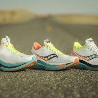 Saucony เปิดตัวรองเท้าคอลเลคชั่น Endorphin กับ 3 รุ่น ที่เหมาะกับการวิ่งทุกรูปแบบ