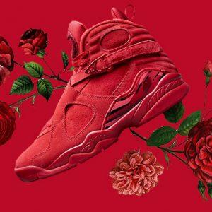 หลบหน่อย แม่จะเดิน! รองเท้าสีแดง Nike Air Jordan VIII เปิดตัววาเลนไทน์นี้