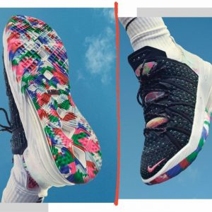 """Nike LeBron 18 """"James Gang"""" รองเท้าบาสเก็ตบอลซิกเนเจอร์รุ่นล่าสุดของ คิง เจมส์ วางจำหน่ายในไทยแล้ว"""
